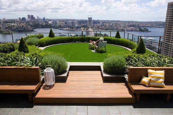 Ford ... & 10 Stunning Rooftop Garden Designs - Grandview Landscaping